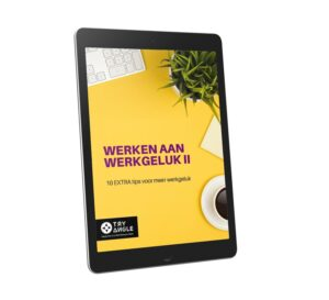 E-book Werken aan Werkgeluk - volume 2