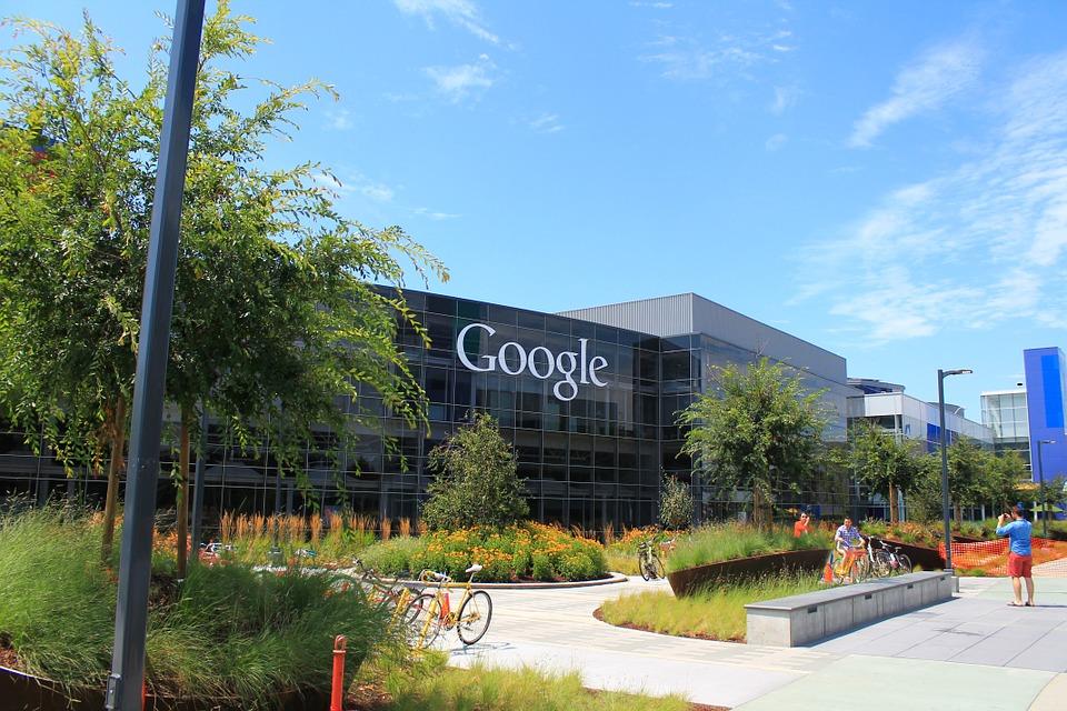 Google Californië